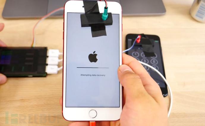 让FBI都头痛的iphone,竟然被500刀的小工具破解了