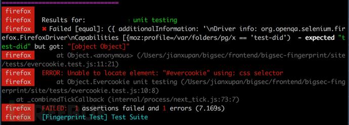 从入门到不放弃:多浏览器的自动化测试