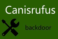Canisrufus:一款基于Python的Windows隐藏后门