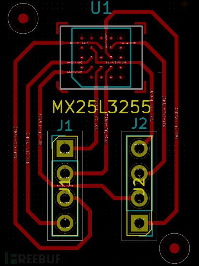 Flash芯片内存提取(一)