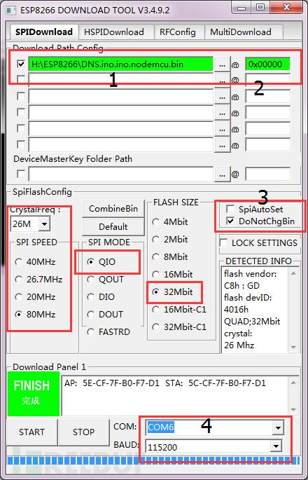 《如何用ESP8266做个钓鱼测试WIFI》