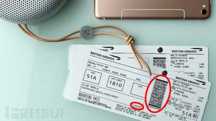 乱晒登机牌很可能导致你的账户信息被盗用