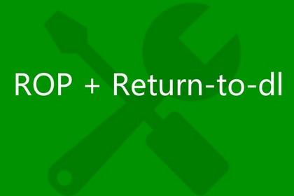 如何在32位系统中使用ROP+Return-to-dl来绕过ASLR+DEP