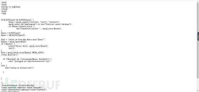 简析一道程序逻辑存在问题的CTF练习题