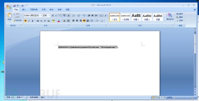 Office DDEAUTO技术分析报告