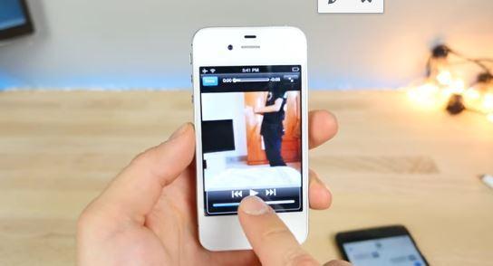 得到相机授权的 iphone APP 可在你不知情的情况下偷偷拍照,获取隐私