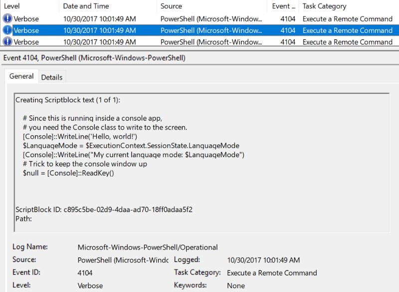 如何使用runscripthelper.exe绕过应用的白名单机制