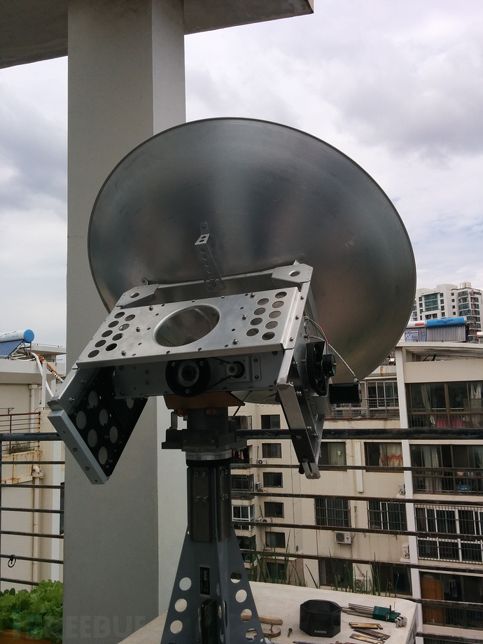 搭建自己的卫星地球站