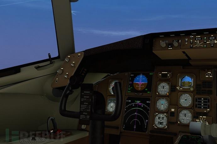 震惊 | 美国国土安全部DHS竟黑掉了一架波音757