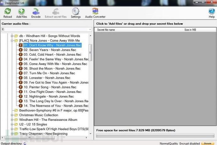 如何像黑客军团主角那样将文件隐藏在音频中