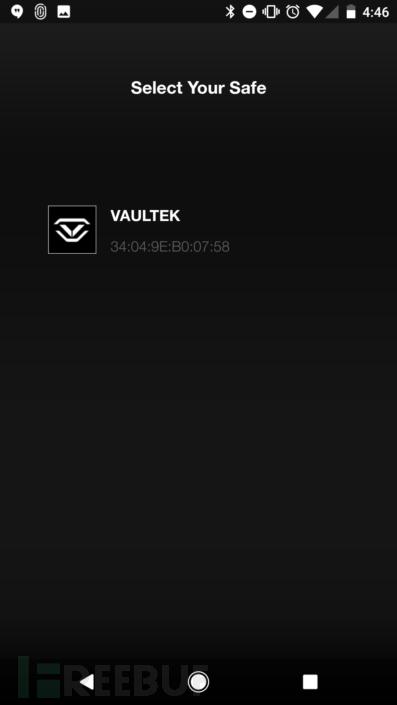 Vaultek蓝牙型枪支保险箱漏洞分析