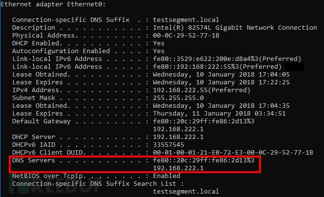 MITM6:用IPv6攻陷IPv4网络的工具