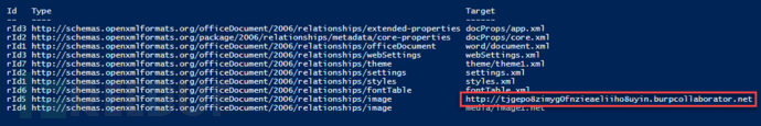 利用Microsoft Word中的图像链接进行UNC路径注入攻击