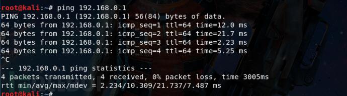 arp协议分析&python编程实现arp欺骗抓图片