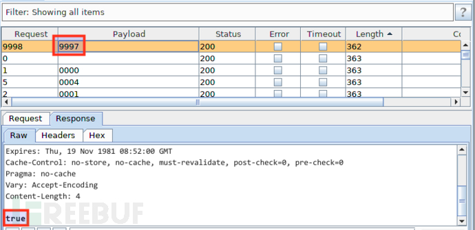 任意用户密码重置(五):重置凭证可暴破
