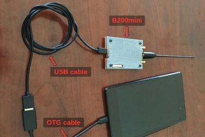 如何搭配USRP在安卓设备上搭建GNU Radio