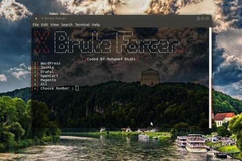 X Brute Forcer:一款小巧易用的CMS密码爆破工具