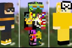 """我的世界Minecraft官方""""皮肤""""包现恶意代码"""