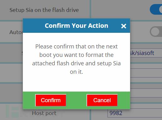 云储币Siacoin交易管理系统Siaberry的几个漏洞