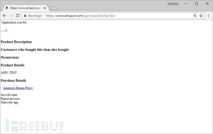 挖洞经验 | 看我如何发现亚马逊网站的反射型XSS漏洞-孤独常伴