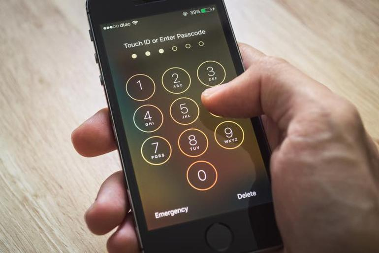 iPhone密码可被暴力破解?苹果回应:测试有误