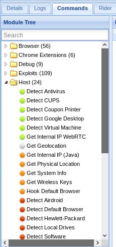 渗透测试框架 | 浏览器攻击框架BeEF Part one