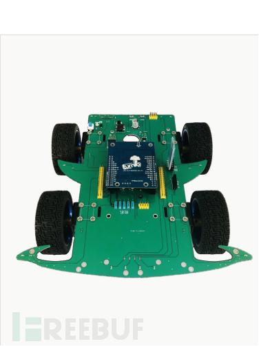 TPYBoard之DIY一个无线装甲小车