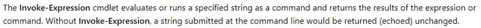 微软对IEX的解释