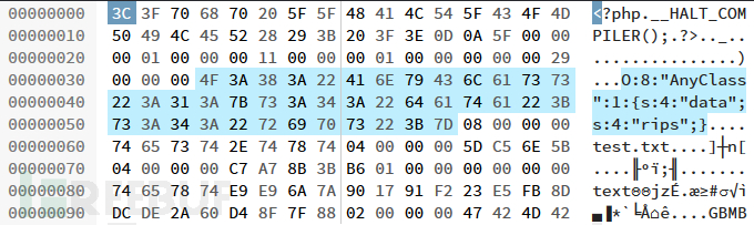以序列化字符串的形式进行存储