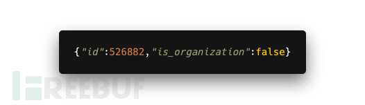 发送到/api/v1/passwords/record端点