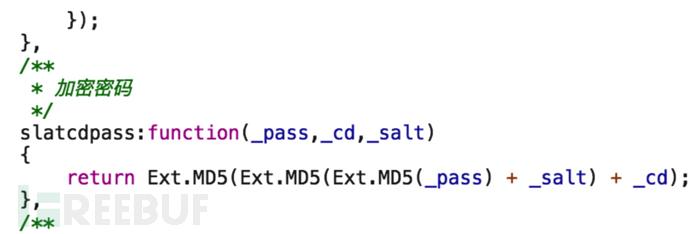 得到加密用户名密码过程