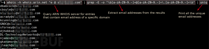 提取email地址