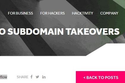 HackerOne漏洞案例 | 子域名劫持漏洞的挖掘指南