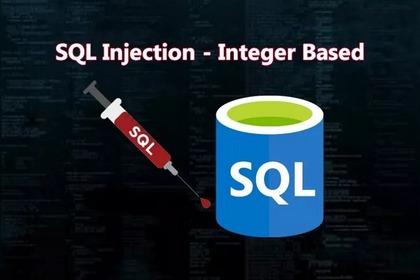 如何使用基于整數的手動SQL注入技術