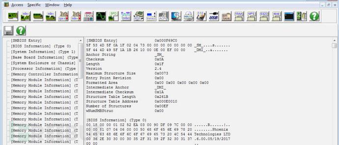 RWEverything GUI截图