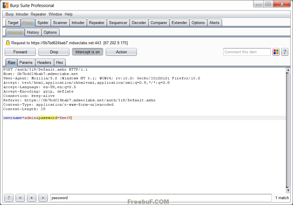 Burp Suite Free Edition v1.5 released