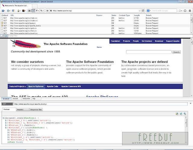 sandcat browser 4.0 released for pen testers and web developers