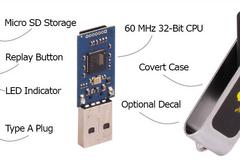 低成本玩转硬件安全(一):BadUSB on Arduino
