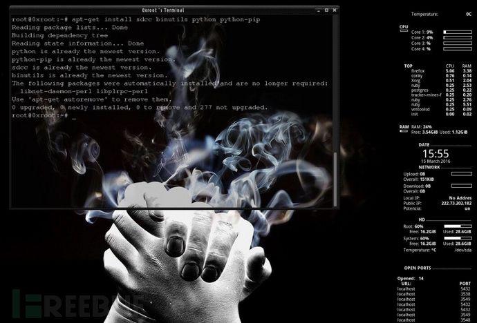 apt-get install sdcc binutils python python-pip