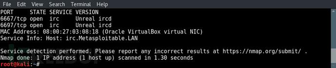 Hacking-unreal-ircd-on-metasploitable-2-portscan.png