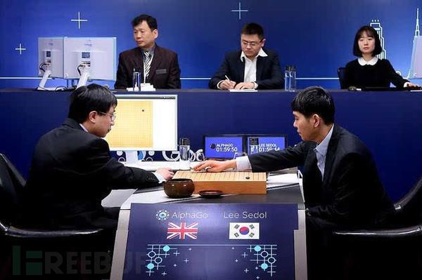 与 AlphaGo 的博弈