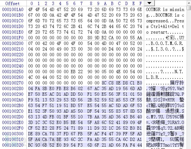 """""""异鬼Ⅱ""""Bootkit木马详细分析"""