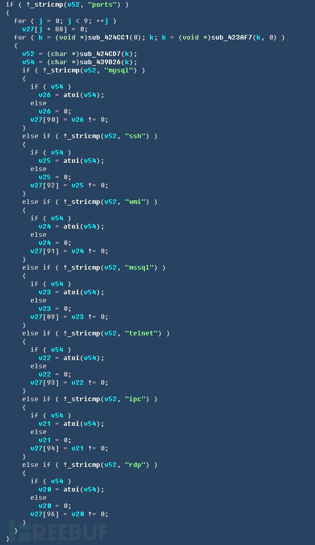 16处理不同攻击所使用端口.png