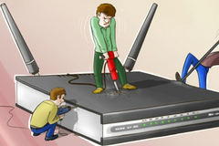 MicroPython实现wifi干扰与抓包