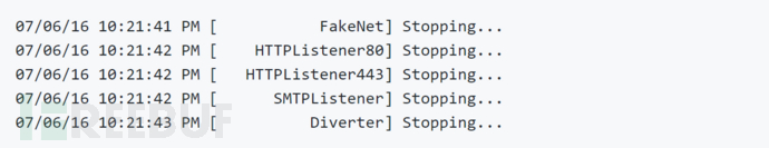 FakeNet-NG:新一代的动态网络分析工具
