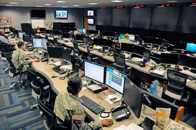 美国网军司令部