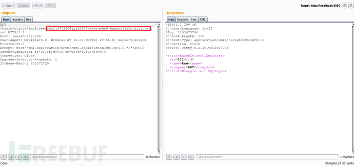 Handy Collaborator :用于挖掘out-of-band类漏洞的Burp插件介绍