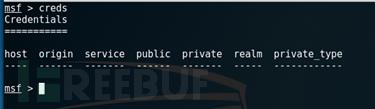 Metasploit数据库相关命令使用基础教程 第29张